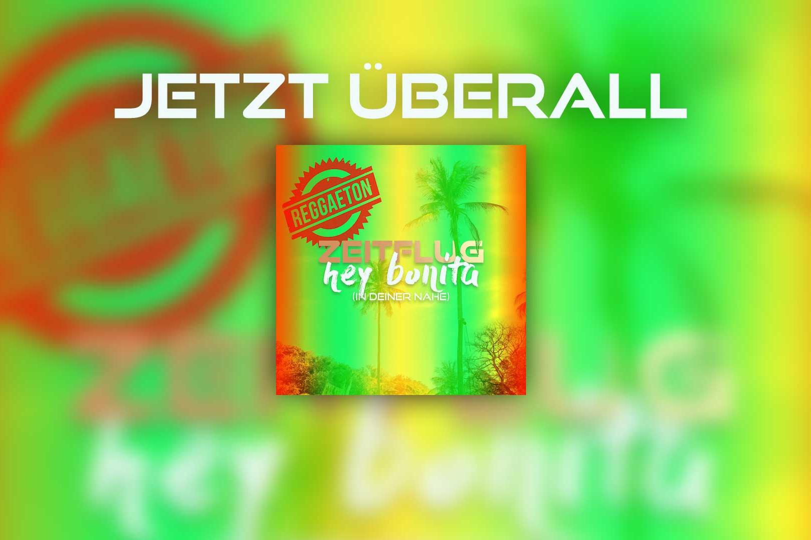 Hey Bonita (In Deiner Nähe) [Reggaeton Remix]